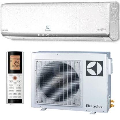 Electrolux Monaco EACS-I09 Inverter