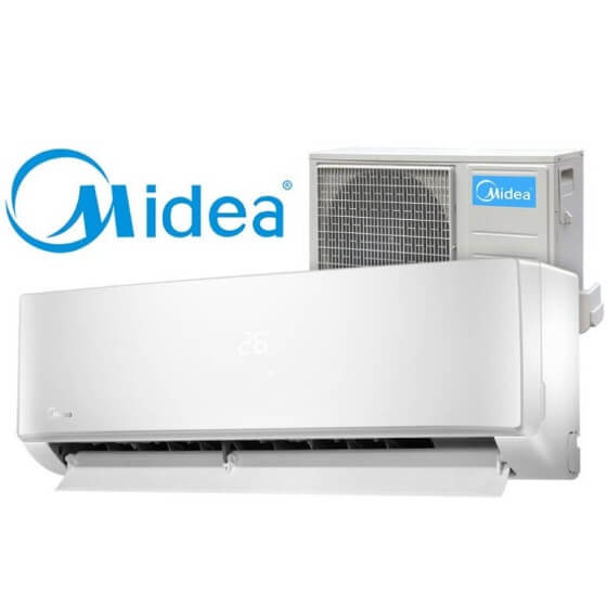 Midea MS12FU Inverter