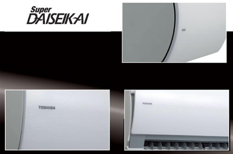 Toshiba Super Daiseikai Nordic RAS-13SKVP-ND