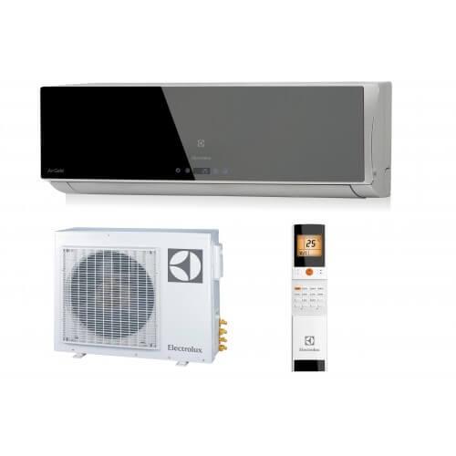 Elektrolux EACS-09 HG-B/N3 Juodas